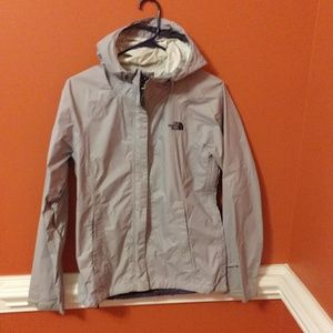 Ladies North Face rain jacket
